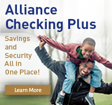 Alliance Checking Plus