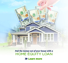 Pull money from your house