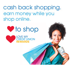 Love My Credit Union Love To Shop